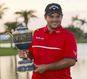 Patrick Reed, Golf Champion