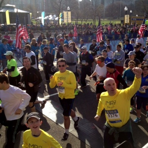 BOSTON STRONG AT BAA 5K