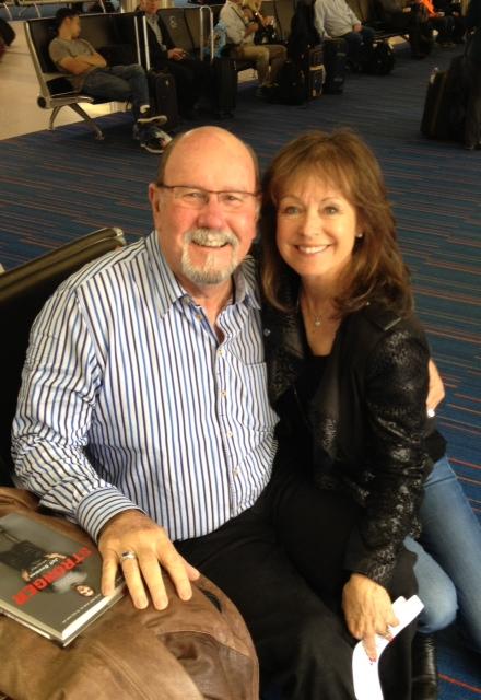 John & Karen Odom, Boston Strong