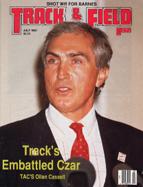 Original USATF CEO Ollan Cassell