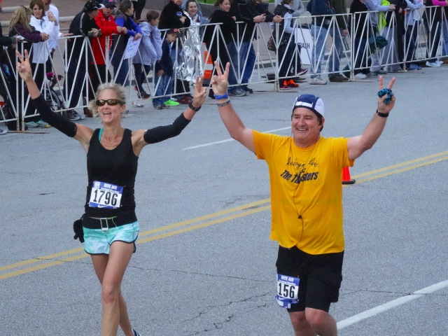 Hand in Hand - #1796 Rebecca Wildman of Conroe, Texas in 4:06:53
