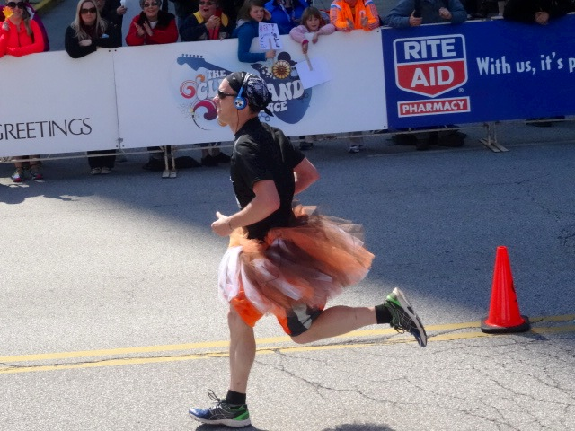 Boys in Tutus, too!