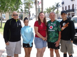 Team Toya:  Jeff Baker, Jen Poplin, Erin Duffy, Dave Holbo, Andy Poplin