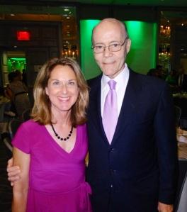 Laura & Larry Rawson at SRLA Gala