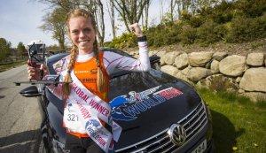 Wings For Life Women's champion Elise Selvikvag Molvik