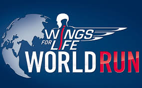 Wings For Life World Run logo