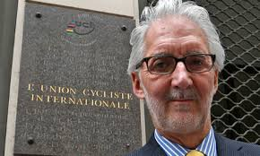 ICU head Brian Cookson