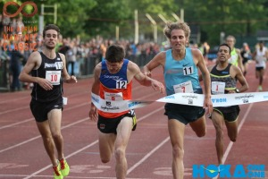 Eric Finan leads four sub-4s in Concord, Mass.