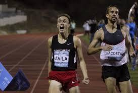 Eric Avila wins Jim Ryun Festival