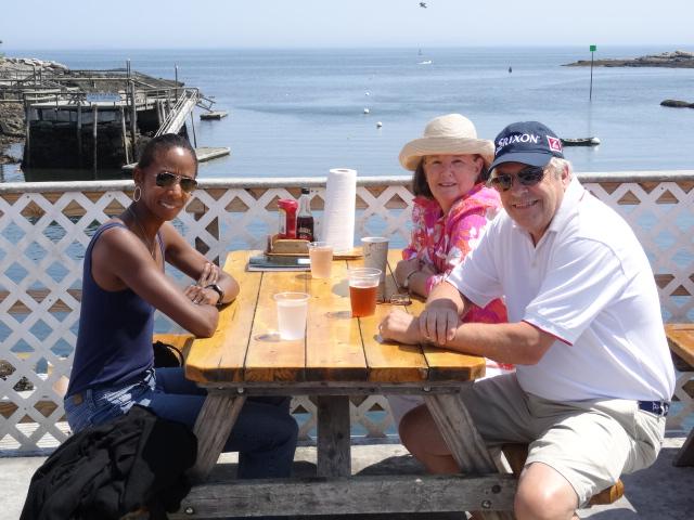 Toya, Bill & Linda