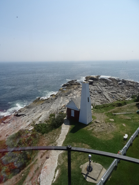 View from Pemaquid Light
