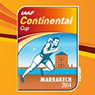 IAAF Continental Cup logo 2014