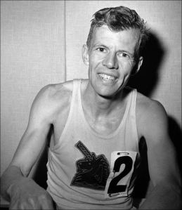 4th place in 1962, but five times second in Boston