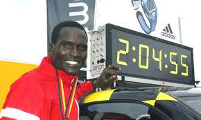 Paul Tergat marathon WR