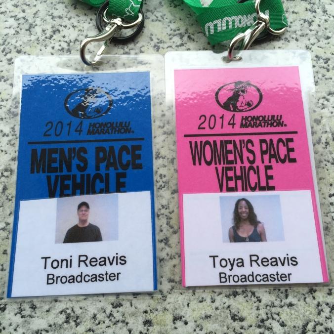 Honolulu Broadcast Badges