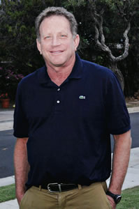 Honolulu Marathon Association president Jim Barahal