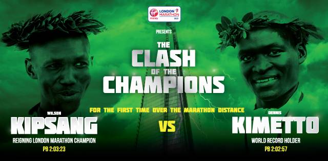 Kipsang vs Kimetto clashofchampions