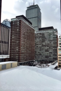 Boston Pru winter