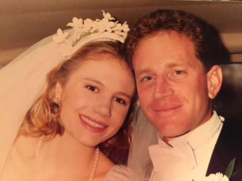 Helena & Jim Barahal -  Happy 25th Anniversary!