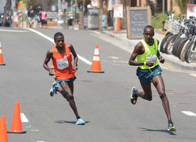 Lalang pressures Too in Mile 2
