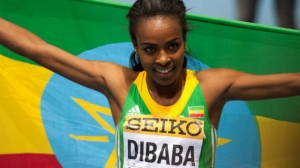 Genzebe Dibaba looking for 5th World Record in CBAD road debut
