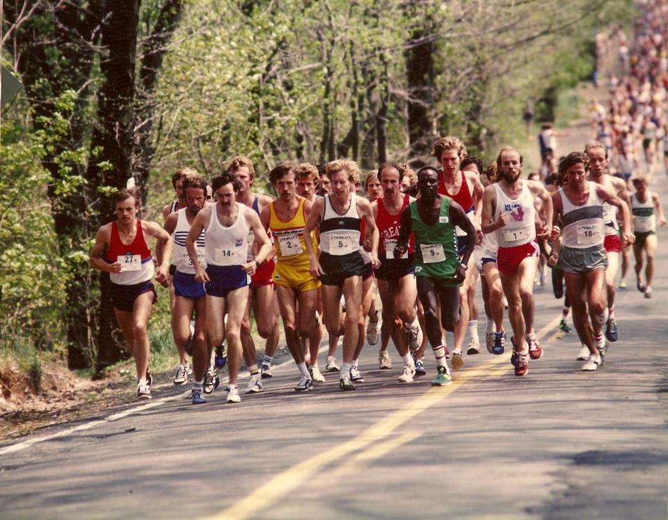 Midland Run 1980