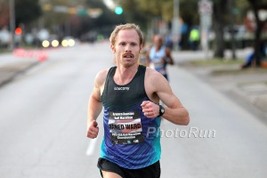 Jared Ward takes 5th at 2015 Chevron Houston Half
