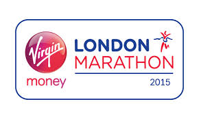 15London Marathon Logo