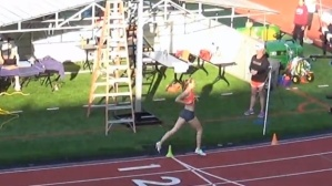 Efraimson finishing 2:01 in Portland