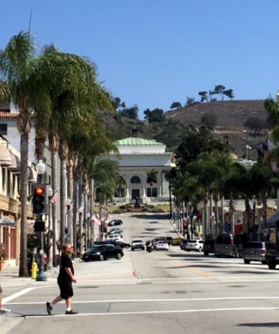 City Hall up S. California Street