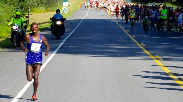 BAA 10K & AJC Peachtree 10K champion Daniel Salel carving his own path early