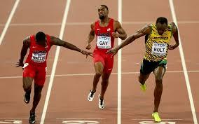 Bolt v. Gatlin Beijing 2015