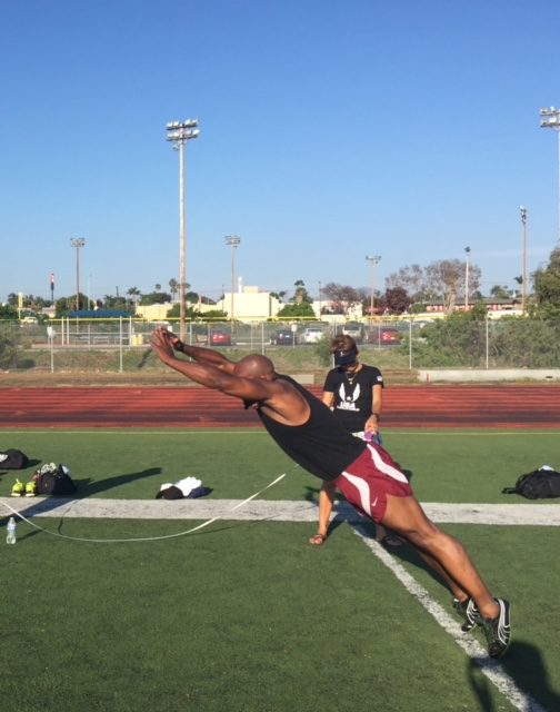 McBride at full thrust