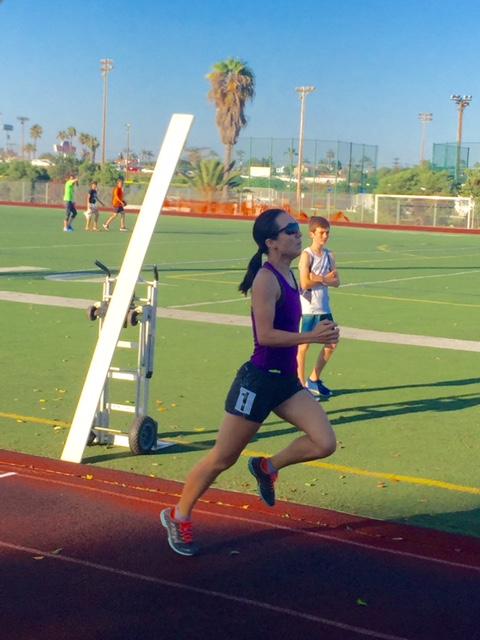 Winner Miki Scarlett in 6:04;76.