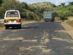 Kenyan roads