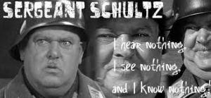 Sergeant Schultz