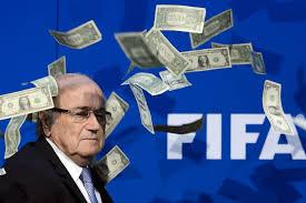 FIFA president Sepp Blatter suspended & Fined