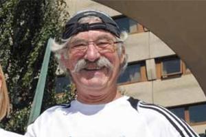 ex-London Big Wig Dave Bedford