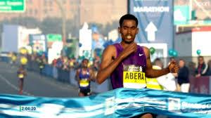 Tesfaye Abera wins in Dubai