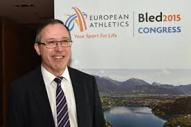 Jean Gracia named interim IAAF CEO