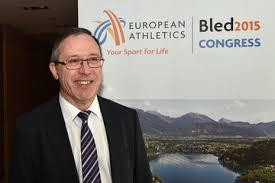 Jean Gracia named interim IAAF CEO