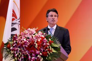 IAAF President Sebastian Coe (Getty Image)
