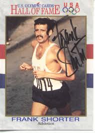 1972 Olympic Marathon gold medalist Frank Shorter.