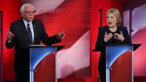 Hillary feels the Bern