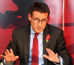 New IAAF President Sebastian Coe