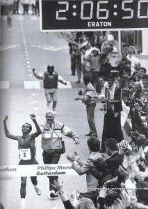 Belayneh Densamo sets new mark in Rotterdam 1998