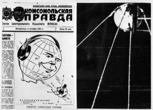 Sputnik 1, 1957