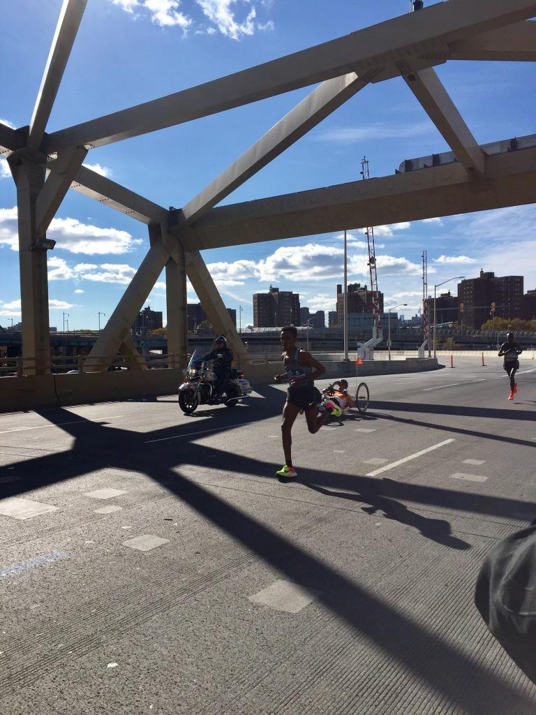 Willis Avenue Bridge becomes the bridge too far for Lucas Rotich