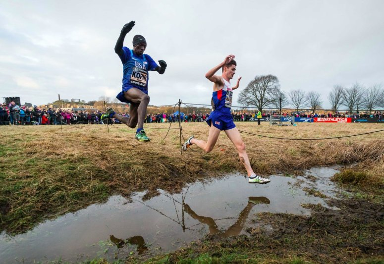 Hawkins and Korir duel in Holyrood Park